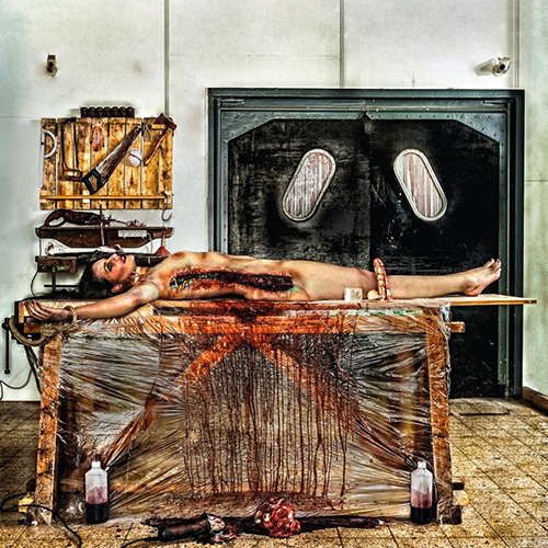 Prostitute Disfigurement – From Crotch To Crown recenzja okładka review cover