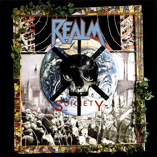 Realm - Suiciety recenzja okładka review cover