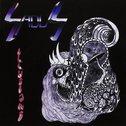 Sadus - Illusions recenzja okładka review cover