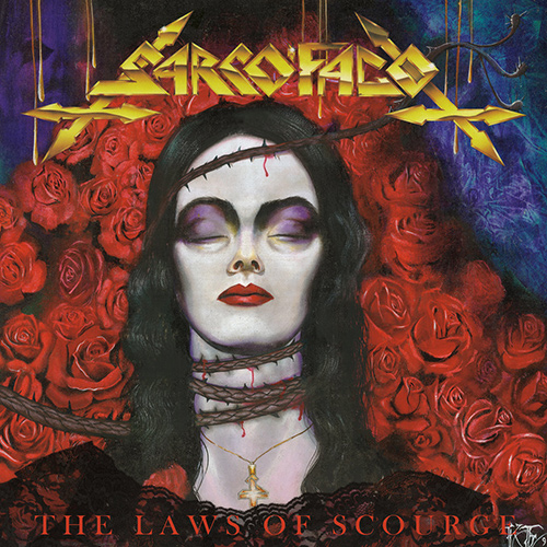 Sarcófago - The Laws of Scourge recenzja okładka review cover