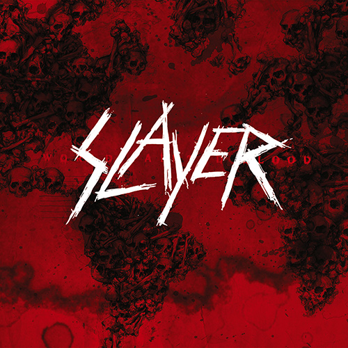 Slayer - World Painted Blood recenzja okładka review cover