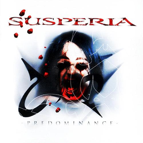 Susperia - Predominance recenzja okładka review cover