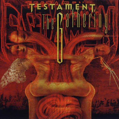 Testament - The Gathering recenzja okładka review cover