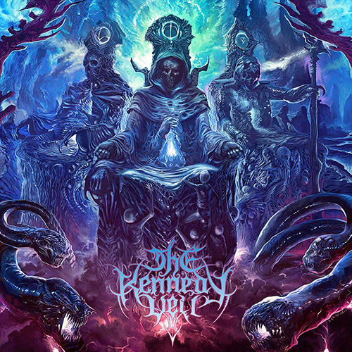 The Kennedy Veil - Trinity Of Falsehood recenzja okładka review cover