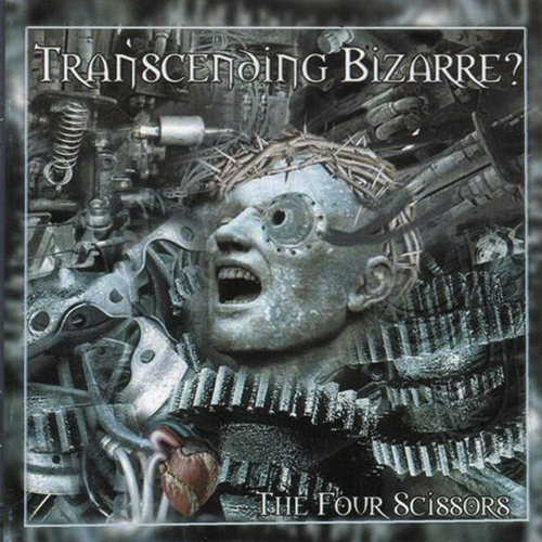 Transcending Bizarre? – The Four Scissors recenzja okładka review cover