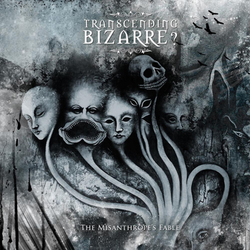 Transcending Bizarre? - The Misanthrope's Fable recenzja okładka review cover
