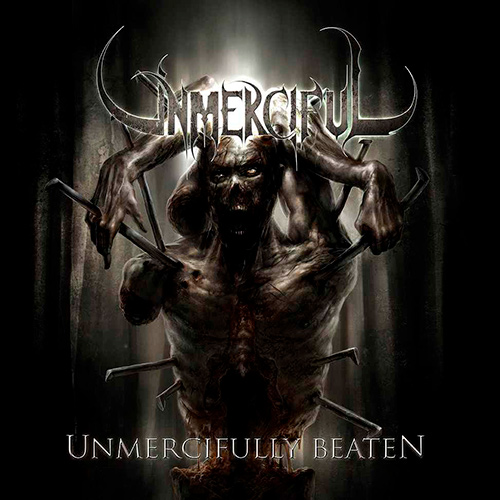 Unmerciful - Unmercifully Beaten recenzja okładka review cover