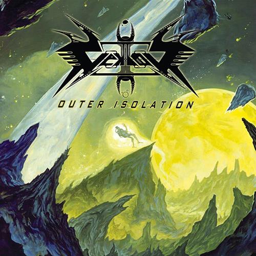 Vektor - Outer Isolation recenzja okładka review cover