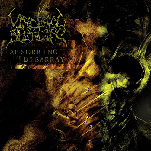 Visceral Bleeding - Absorbing The Disarray recenzja okładka review cover