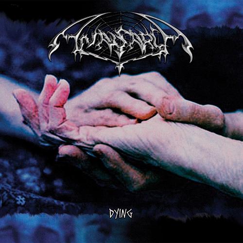 Anasarca - Dying recenzja okładka review cover