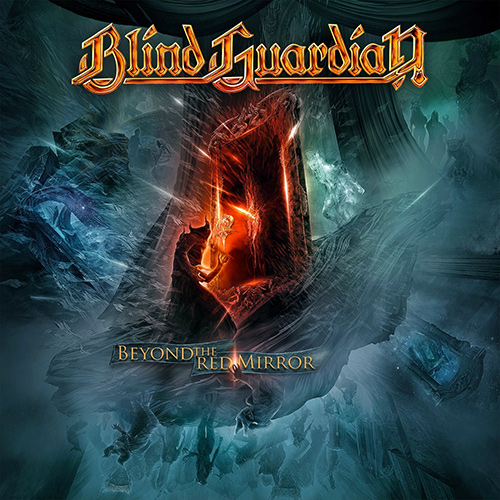 Blind Guardian - Beyond The Red Mirror recenzja okładka review cover