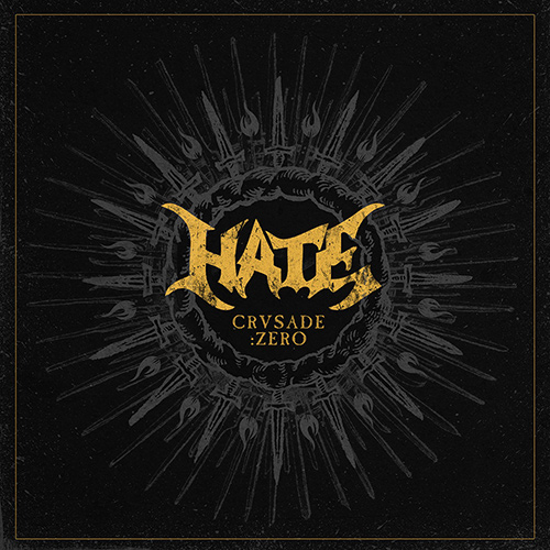 Hate - Crusade:Zero recenzja okładka review cover