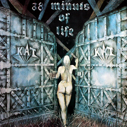 Kat - 38 Minutes Of Life recenzja okładka review cover