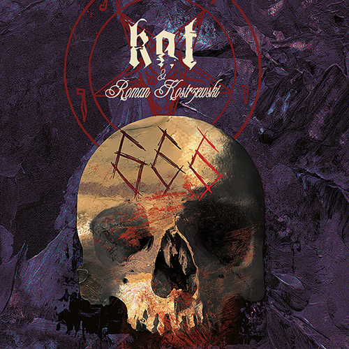 Kat & Roman Kostrzewski - 666 recenzja okładka review cover