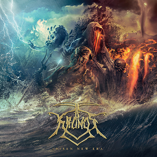 Kronos - Arisen New Era recenzja okładka review cover