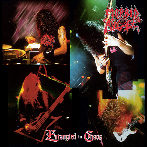 Morbid Angel - Entangled In Chaos recenzja okładka review cover