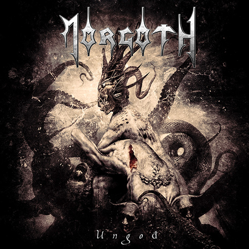 Morgoth - Ungod recenzja okładka review cover
