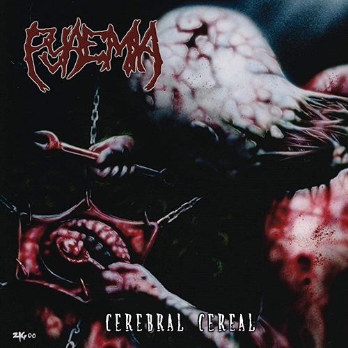 Pyaemia - Cerebral Cereal recenzja okładka review cover