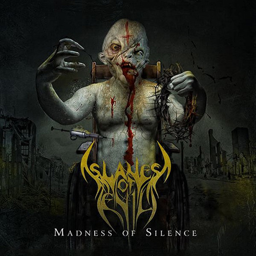 Slaves Of Evil - Madness Of Silence recenzja okładka review cover