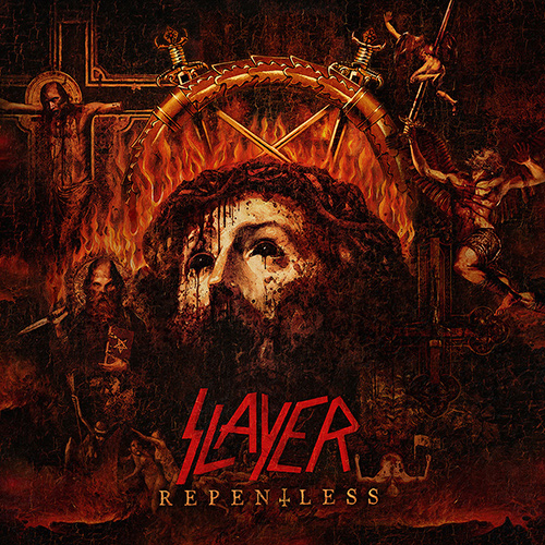 Slayer - Repentless recenzja okładka review cover
