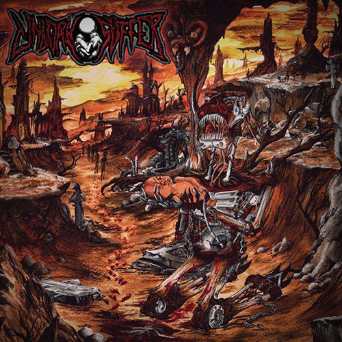 Unborn Suffer - Unborn Suffer recenzja okładka review cover