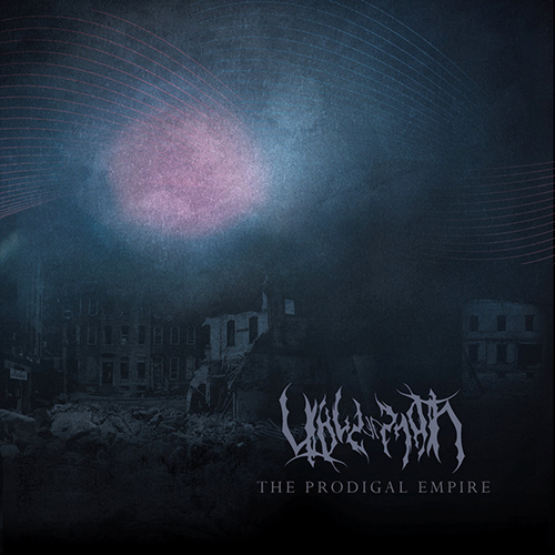 Vale Of Pnath - The Prodigal Empire recenzja okładka review cover