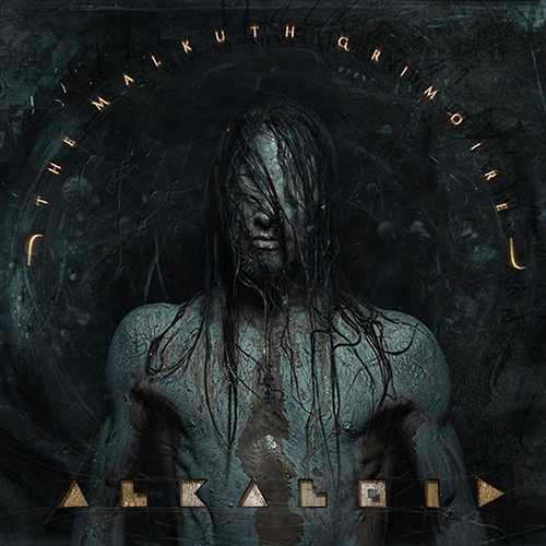 Alkaloid - The Malkuth Grimoire recenzja okładka review cover