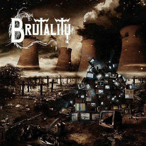 Brutality - Sea Of Ignorance recenzja okładka review cover
