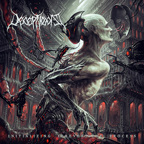 Deceptionist - Initializing Irreversible Process recenzja okładka review cover