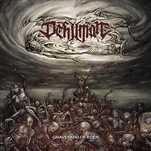 Dehuman - Graveyard Of Eden recenzja okładka review cover