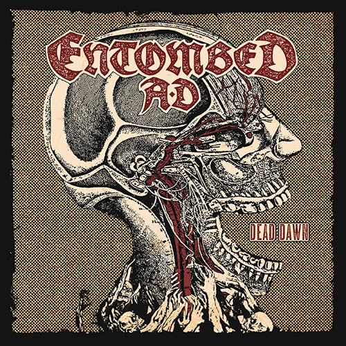 Entombed A.D. - Dead Dawn recenzja okładka review cover