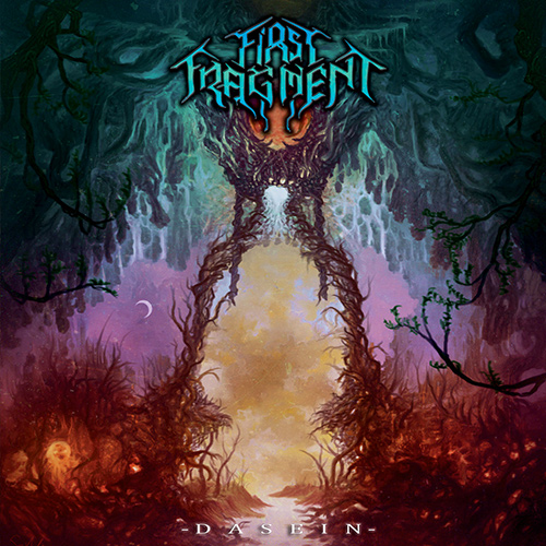First Fragment - Dasein recenzja okładka review cover