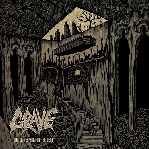 Grave - Out Of Respect For The Dead recenzja okładka review cover