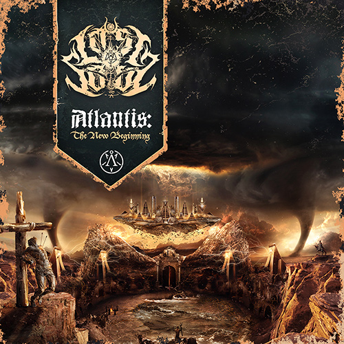 Lost Soul - Atlantis: The New Beginning recenzja okładka review cover