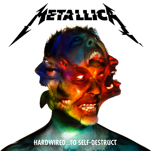 Metallica - Hardwired... To Self-Destruct recenzja okładka review cover