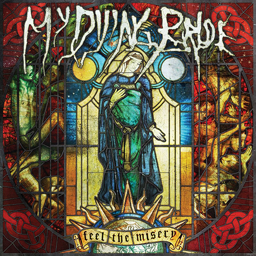 My Dying Bride - Feel The Misery recenzja okładka review cover