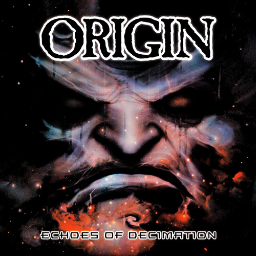 Origin - Echoes Of Decimation recenzja okładka review cover