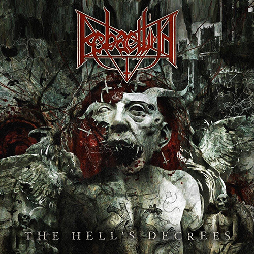 Rebaelliun - The Hell's Decrees recenzja okładka review cover