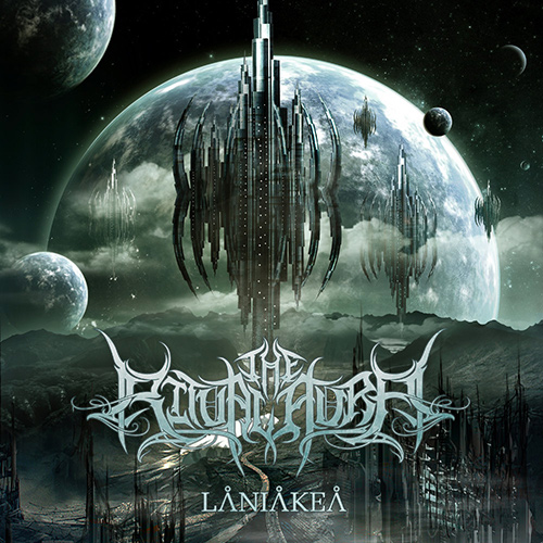 The Ritual Aura - Laniakea recenzja okładka review cover