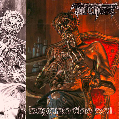 Torchure - Beyond The Veil recenzja okładka review cover