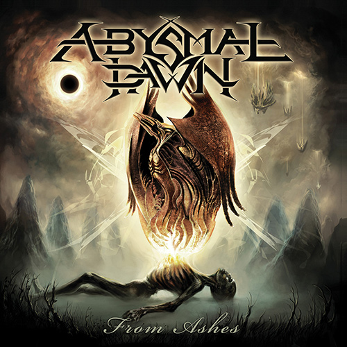 Abysmal Dawn - From Ashes recenzja okładka review cover