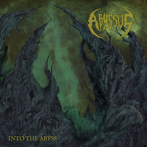 Abyssus - Into The Abyss recenzja okładka review cover