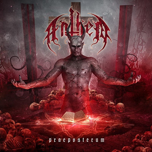 Anthem - Praeposterum recenzja okładka review cover