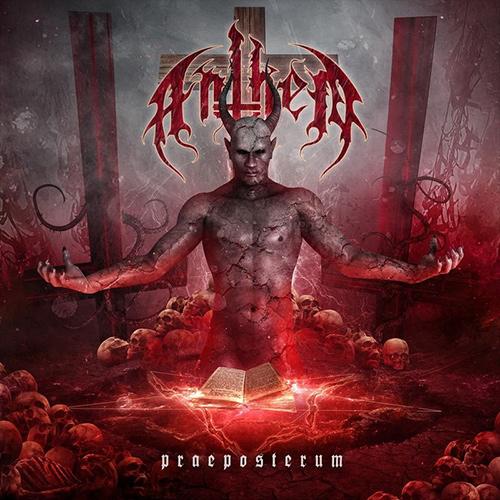 Anthem - Praeposterum recenzja okładka review cover