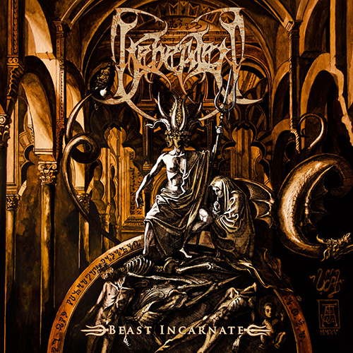 Beheaded - Beast Incarnate recenzja okładka review cover