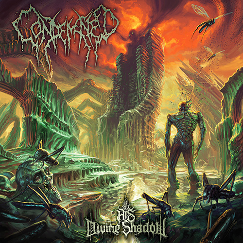 Condemned - His Divine Shadow recenzja okładka review cover