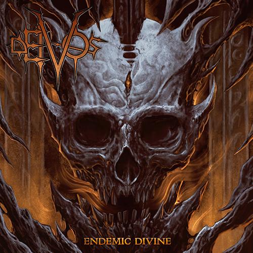 Deivos - Endemic Divine recenzja okładka review cover