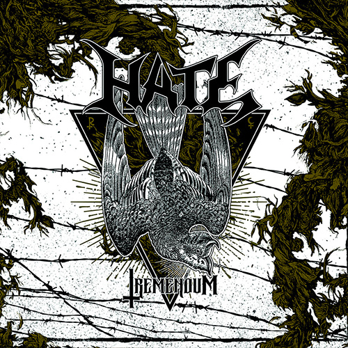 Hate - Tremendum recenzja okładka review cover