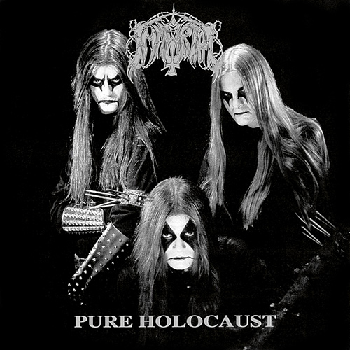 Immortal - Pure Holocaust recenzja okładka review cover