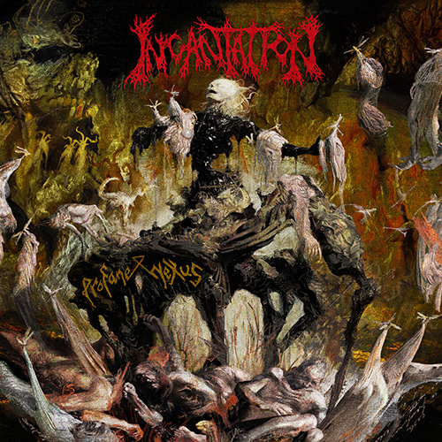Incantation - Profane Nexus recenzja okładka review cover
